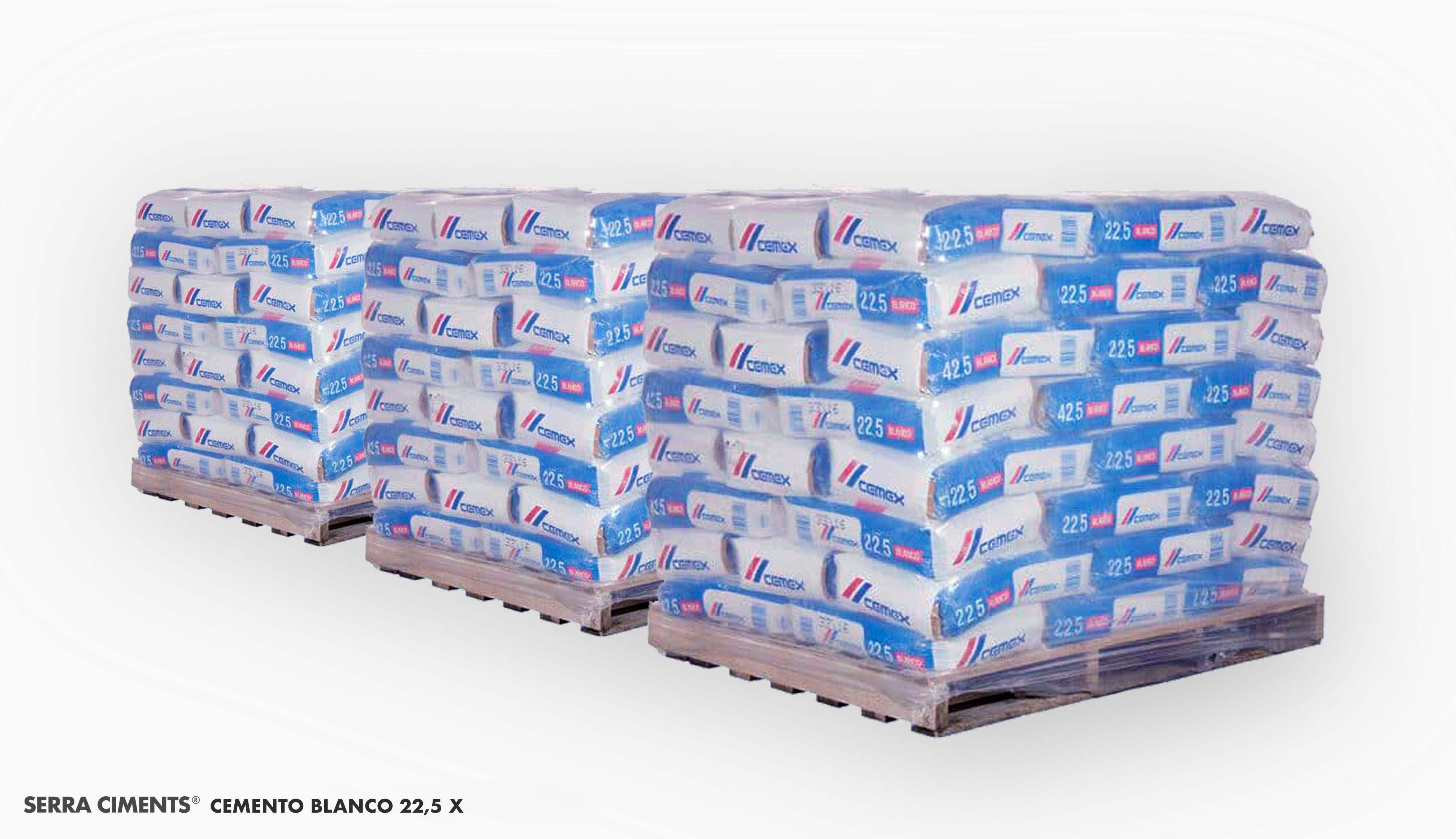 Cemento Blanco 22,5 X