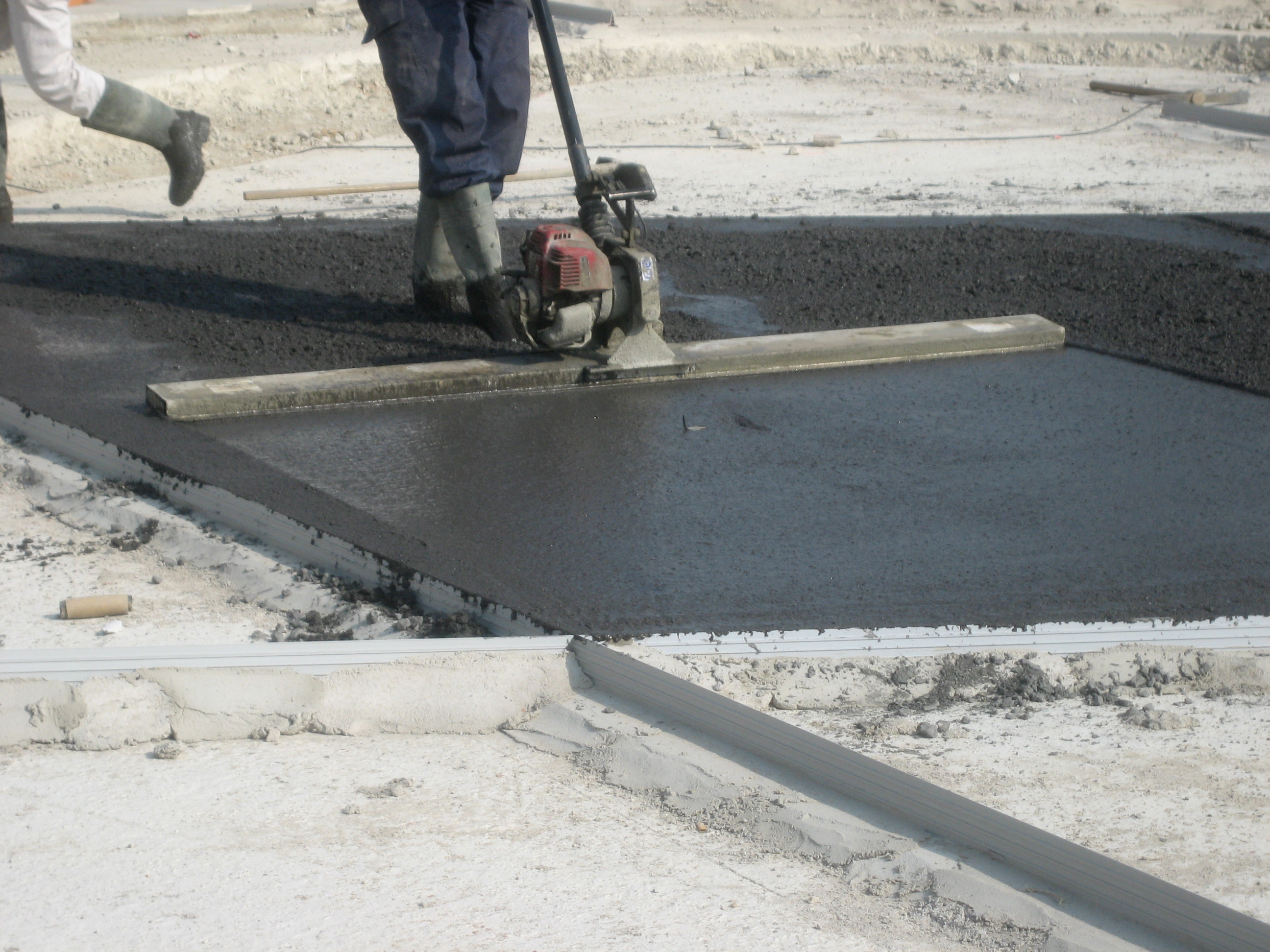 FINISHING PRODUCTS for concrete