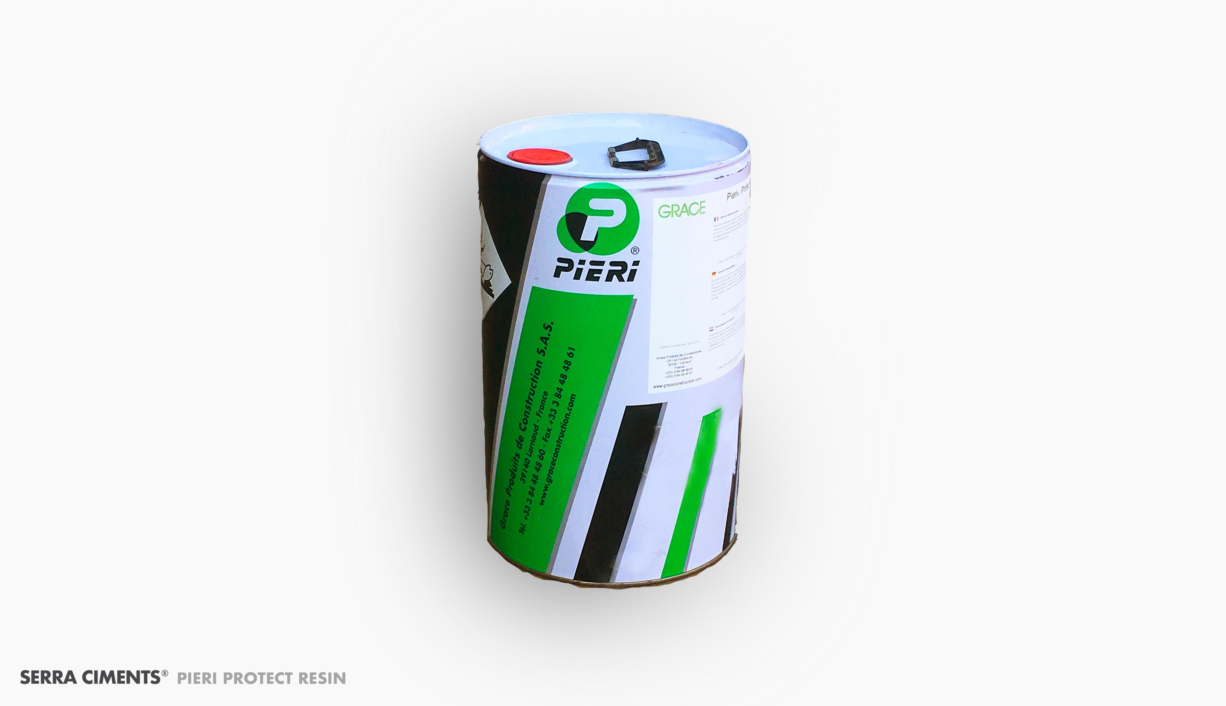 pieri protect resin