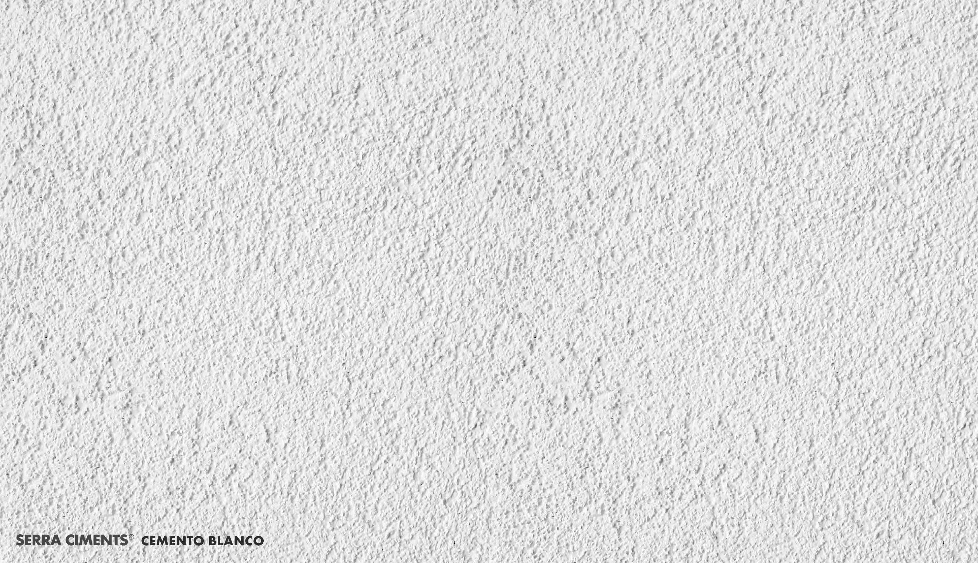 cemento blanco envasado y granel