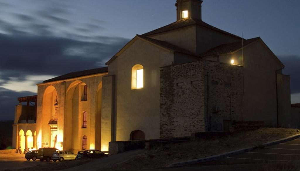 Hospederia conventual Alcántara